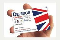 Defence discount service image