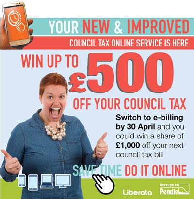 New and improved Council Tax