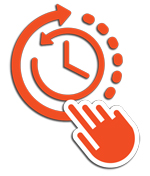 Save time do it online logo