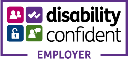 Disability confident employer