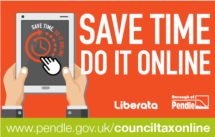 Need help to access Pendle Council's services online?
