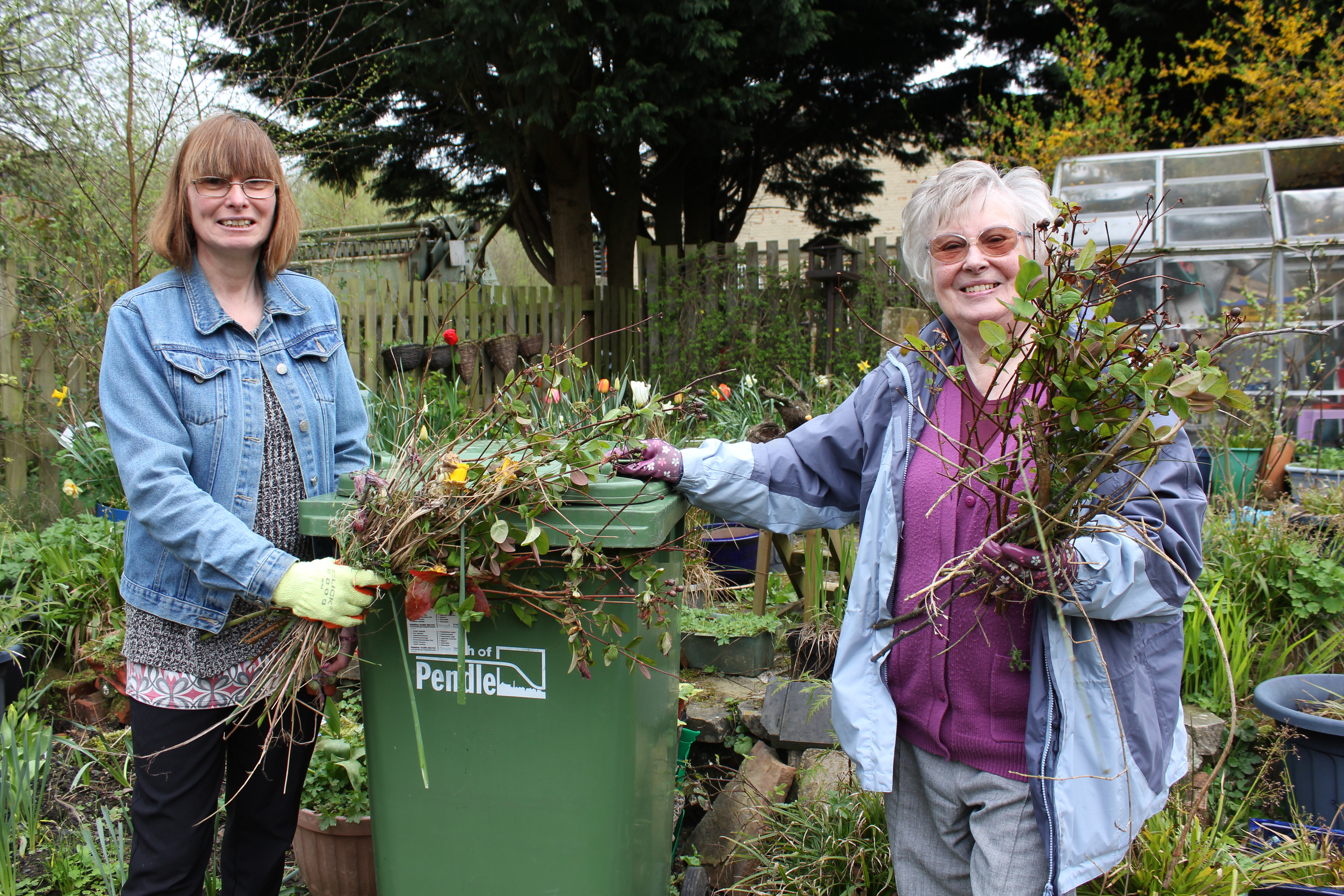 Gardeners urged to be part of garden waste scheme