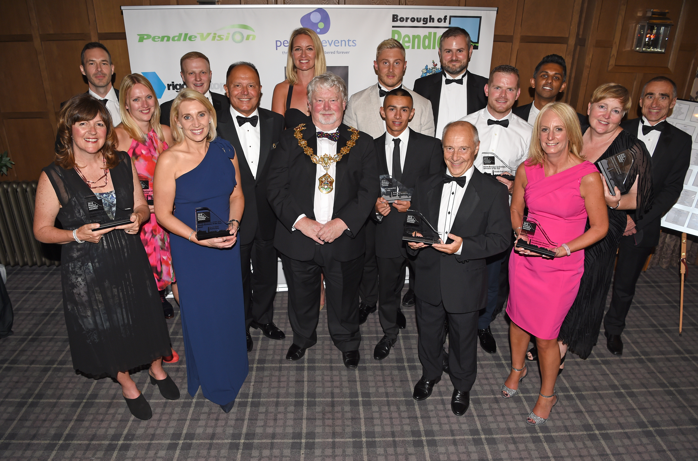 Pendle Business Awards 2018 – who scooped an award?