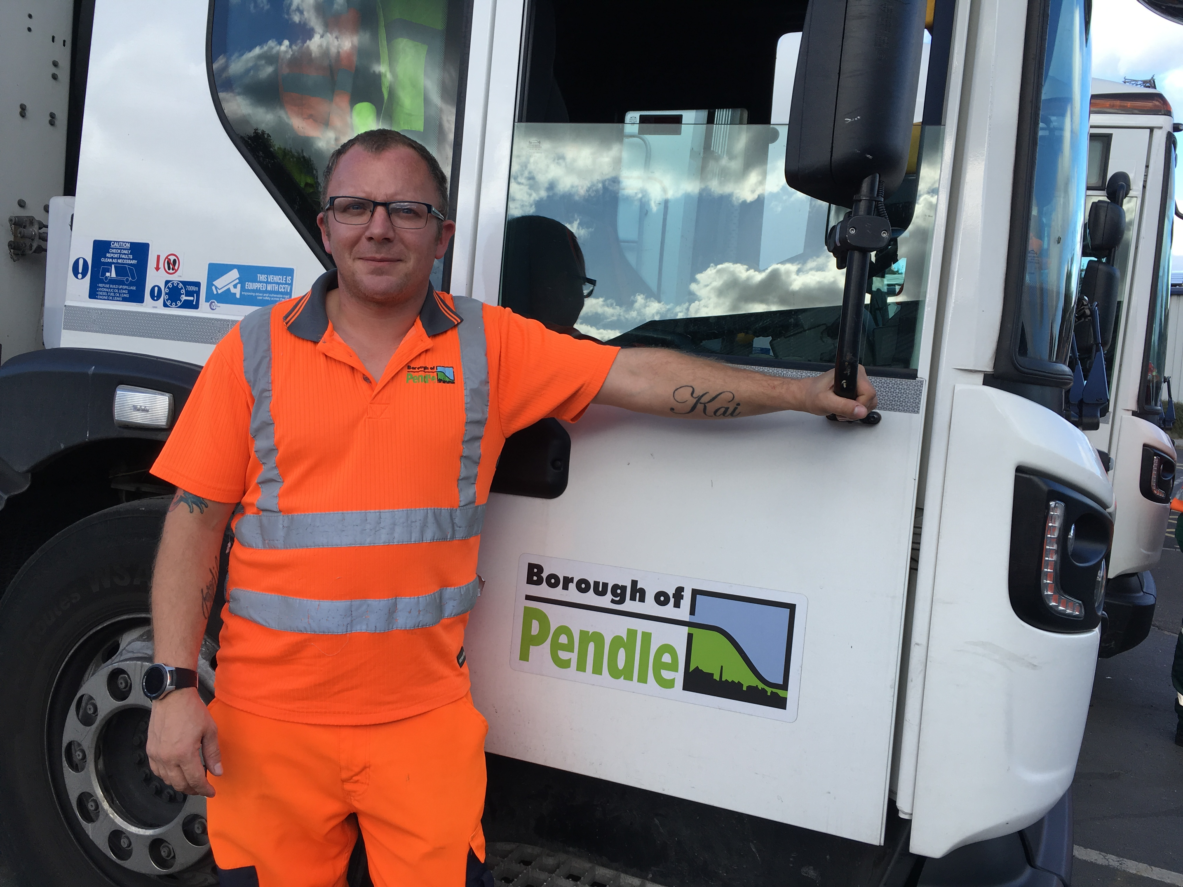 Tackling driver shortages in Pendle