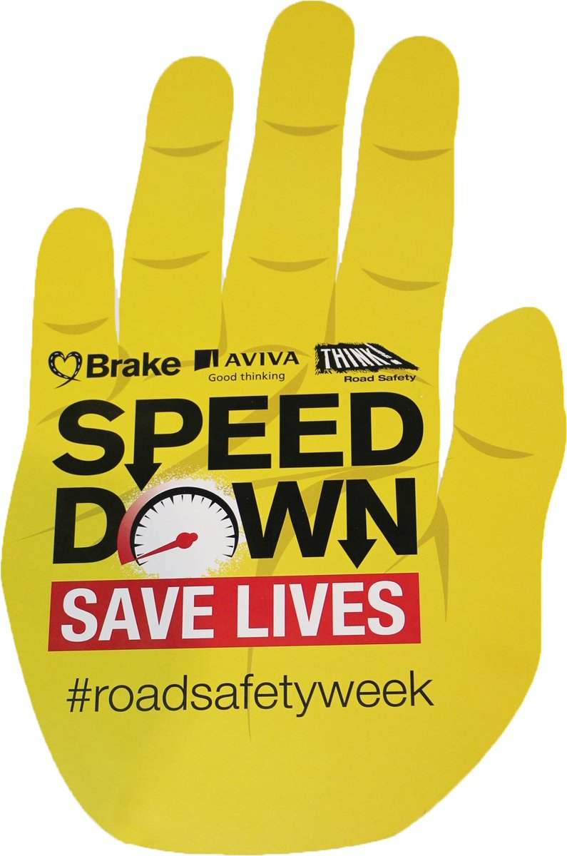 Speed Down Save Lives urges Pendle Community Safety Partnership