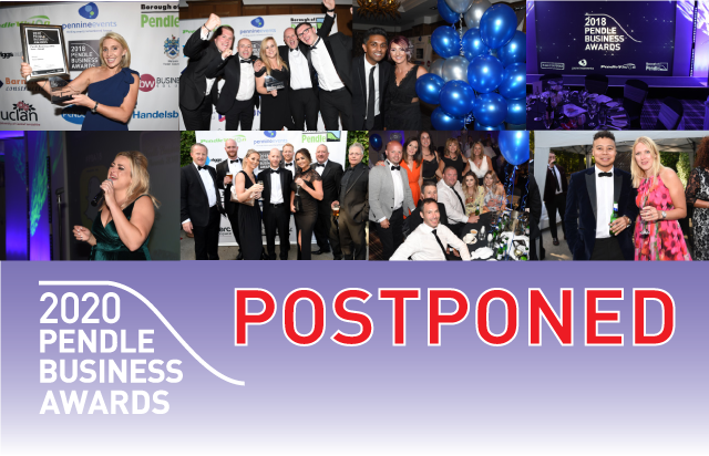 Pendle Business Awards 2020 postponed