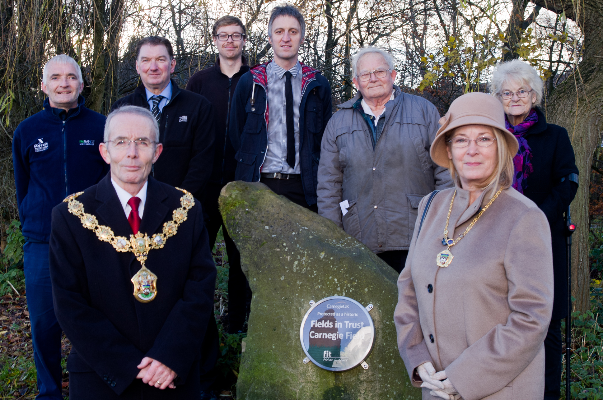First park in Pendle to be protected through Fields in Trust designation.
