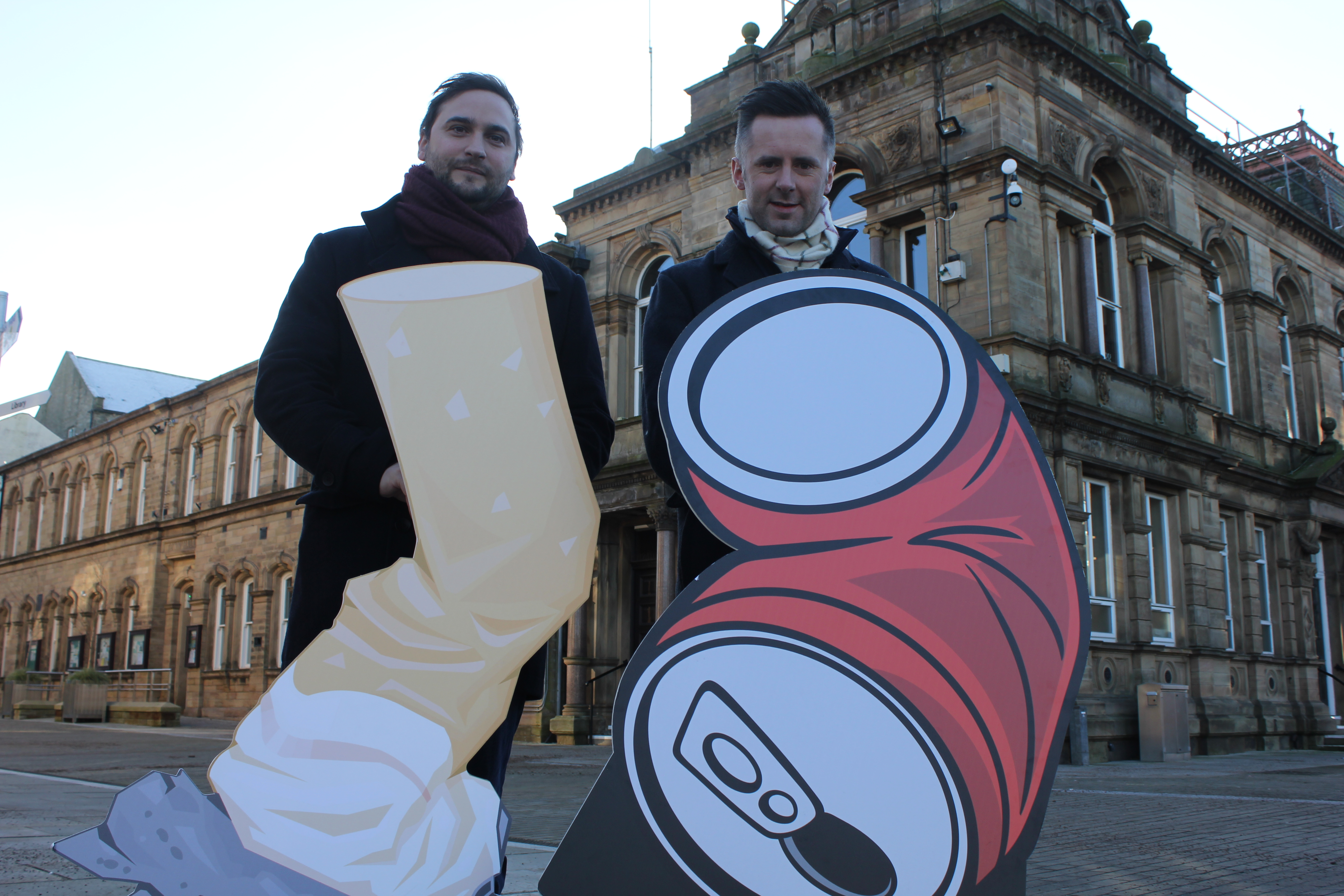 New team to crackdown on littering and dog fouling