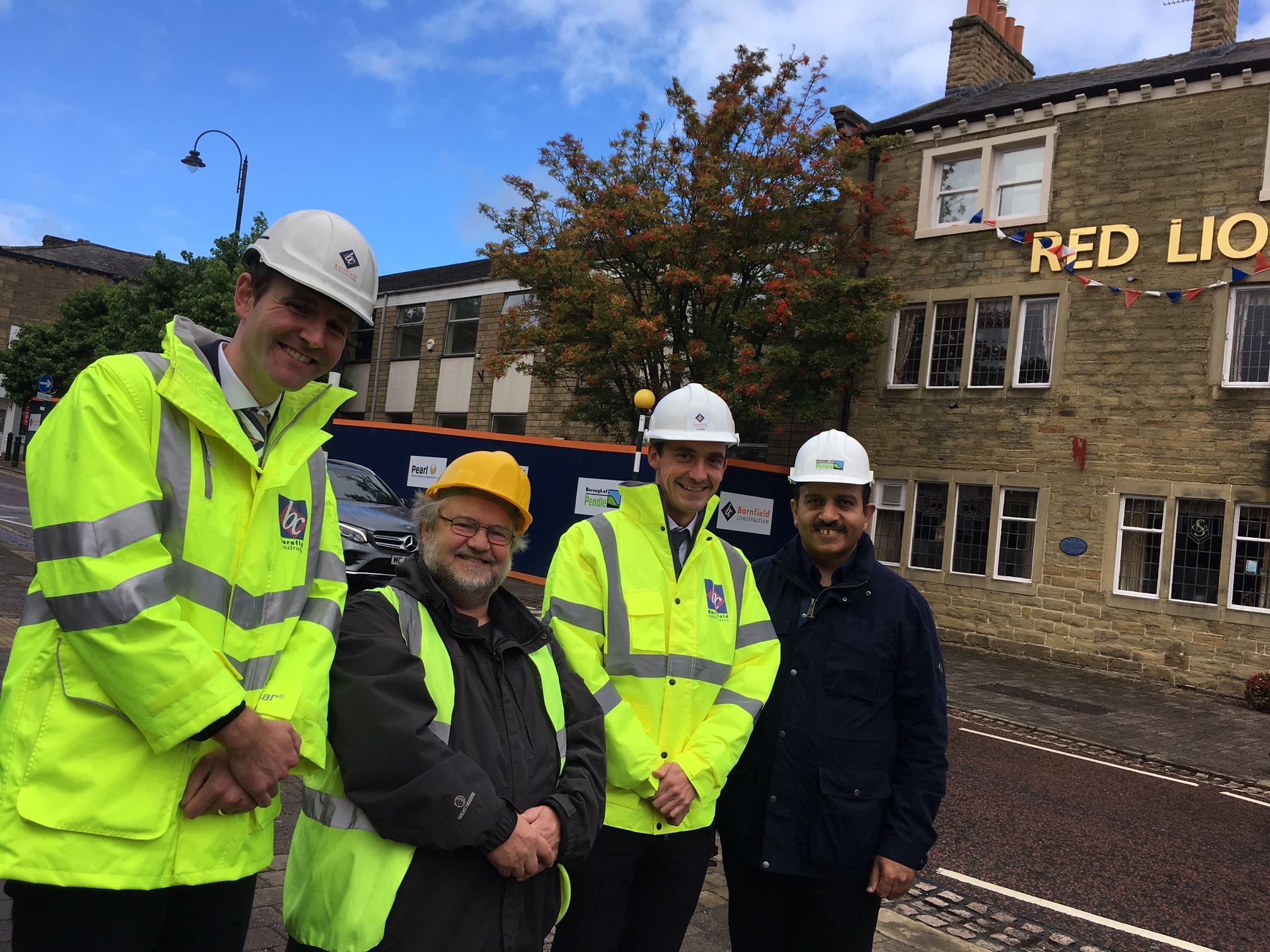 New future for Colne Health Centre site