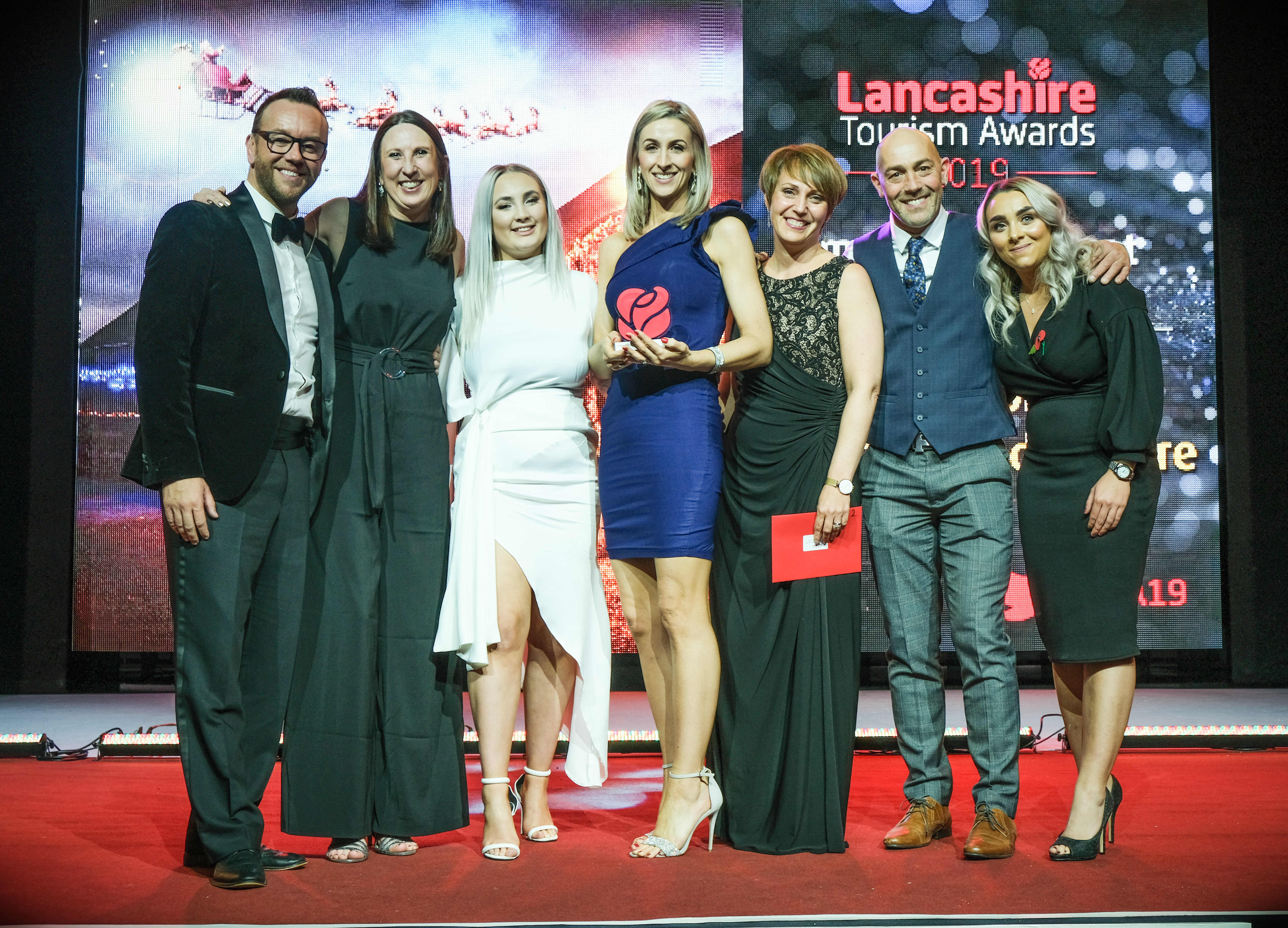 Top in Lancashire! Success for Pendle businesses at the Lancashire Tourism Awards
