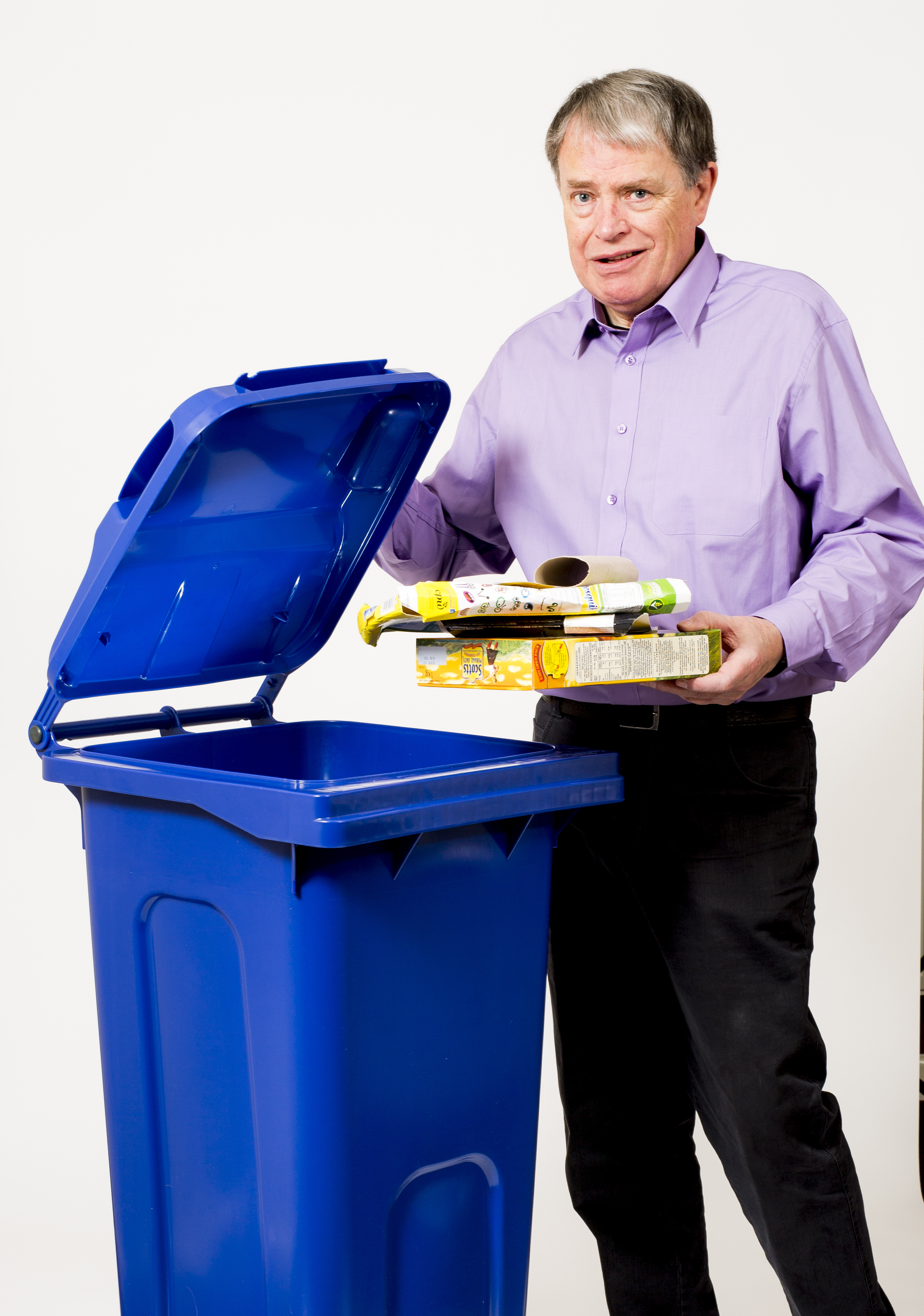Recycling collections in Pendle are changing!