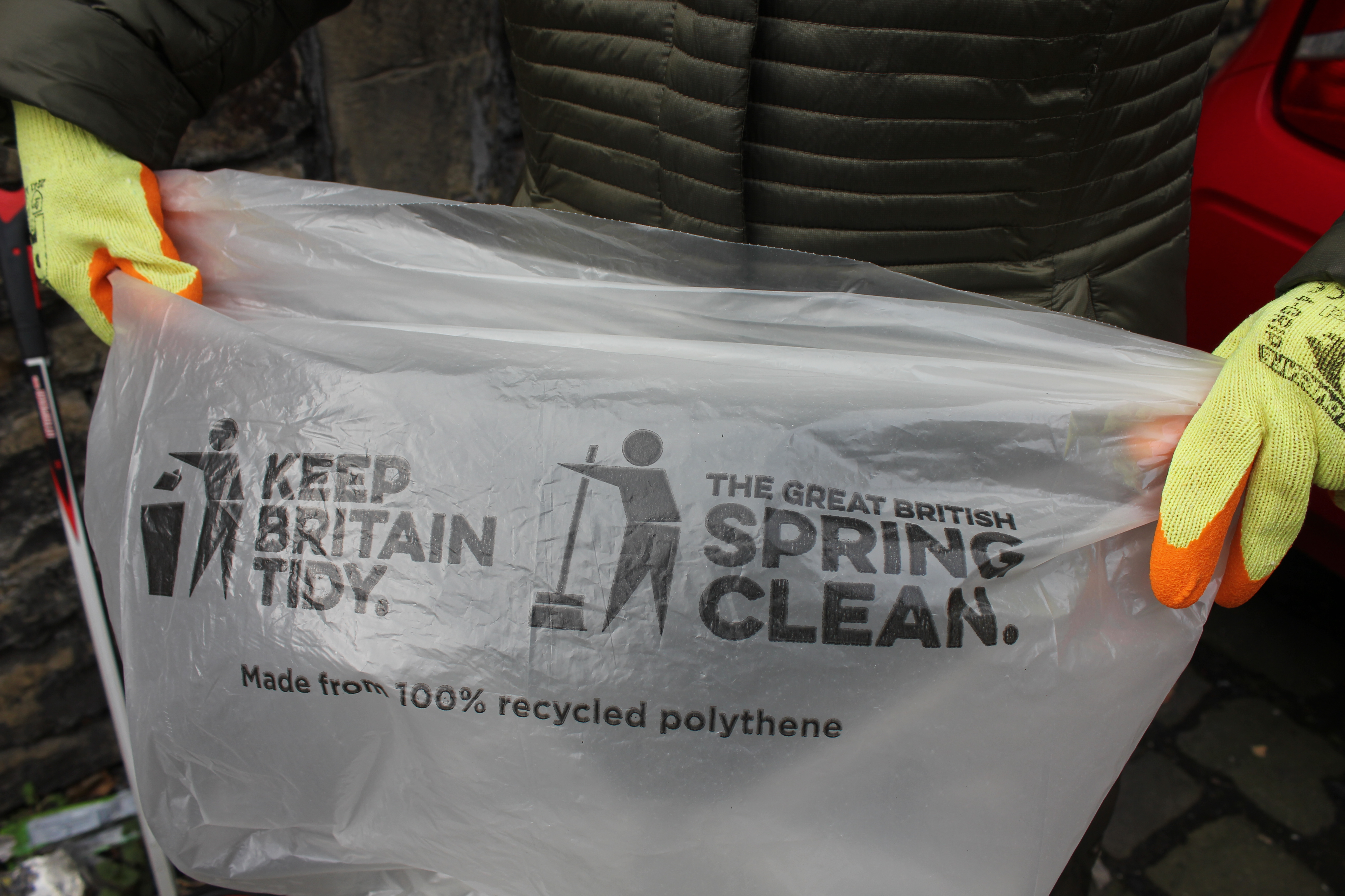 Join the UK's biggest ever clean-up!