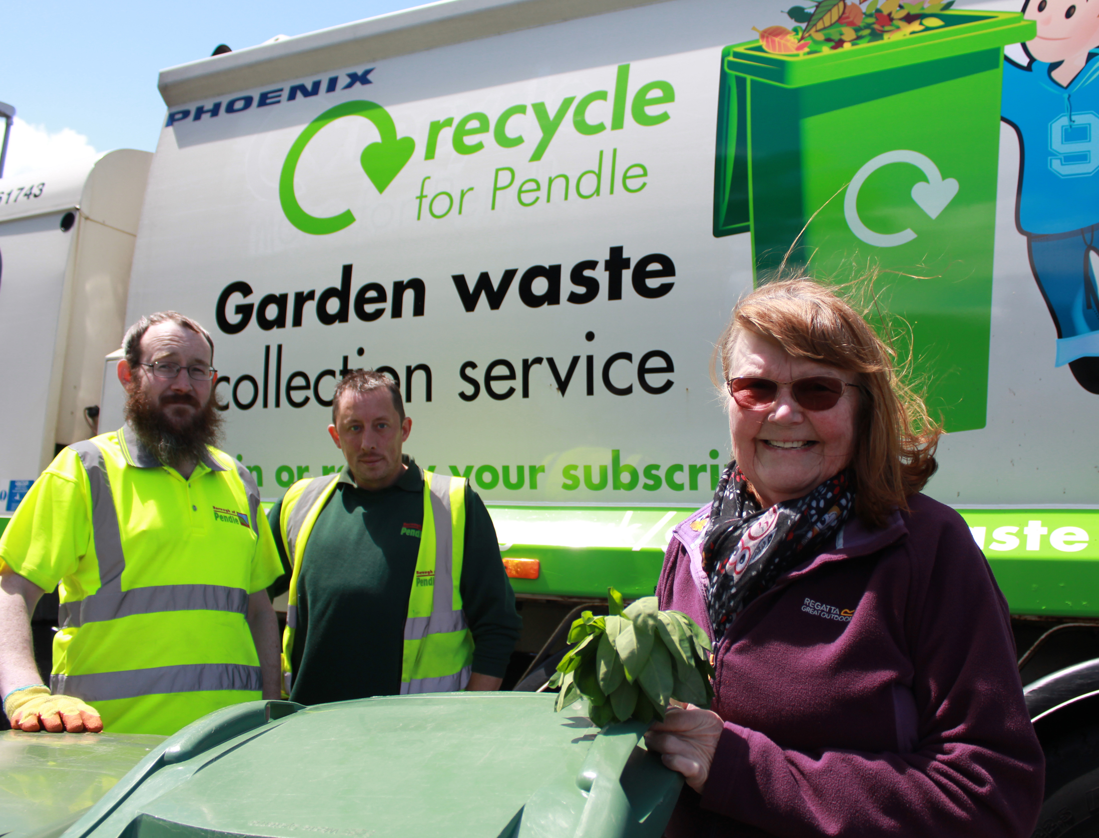 Countdown to join garden waste scheme