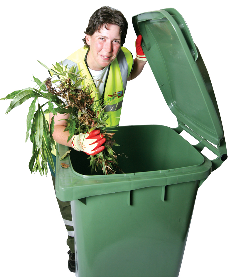 Gardening weather reminder to renew for garden waste collection