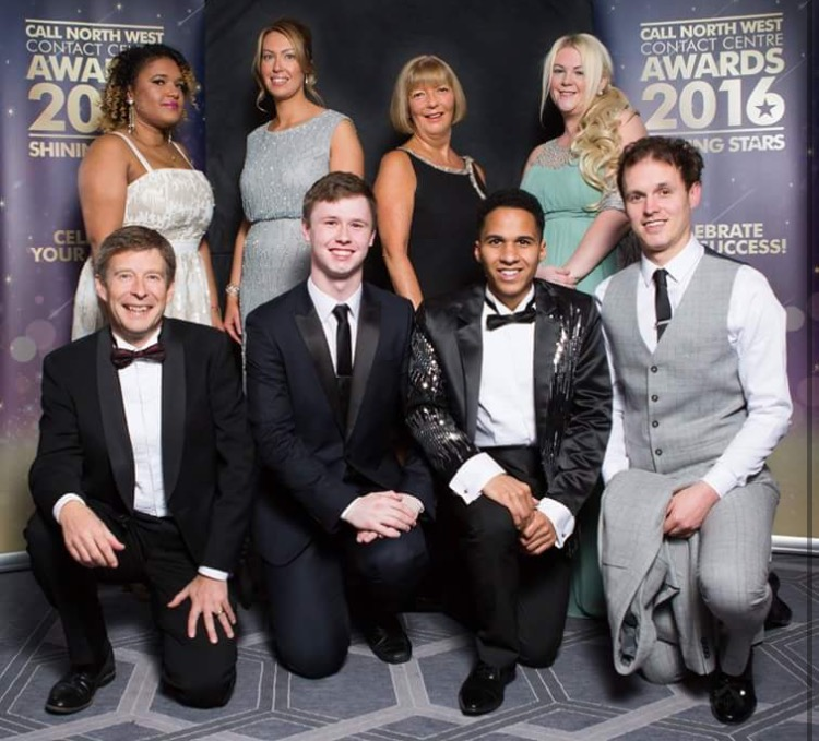 We're winners in the North West Contact Centre Awards 2016