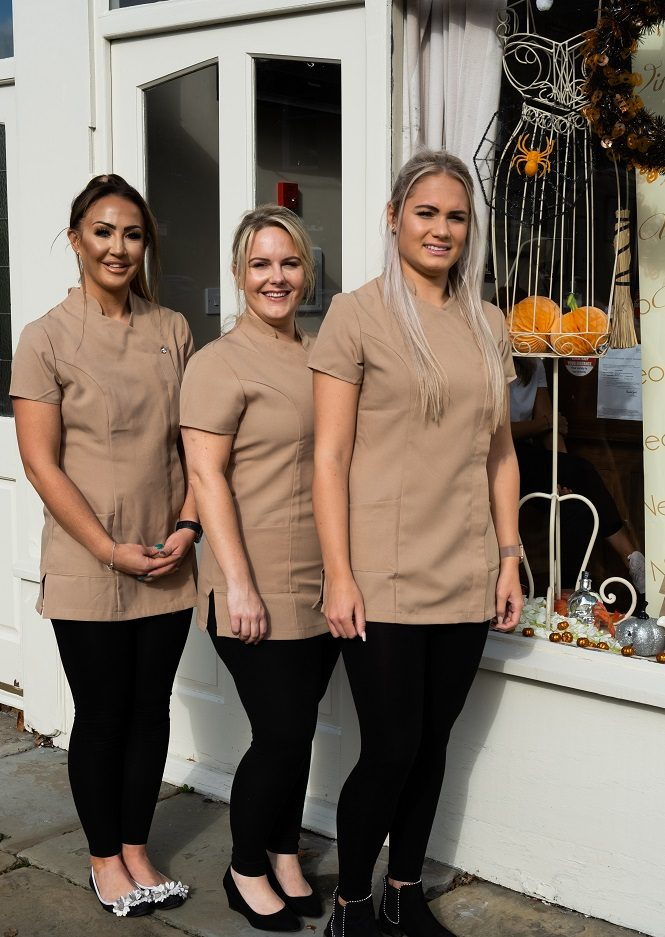 Beautician launches new business during lockdown