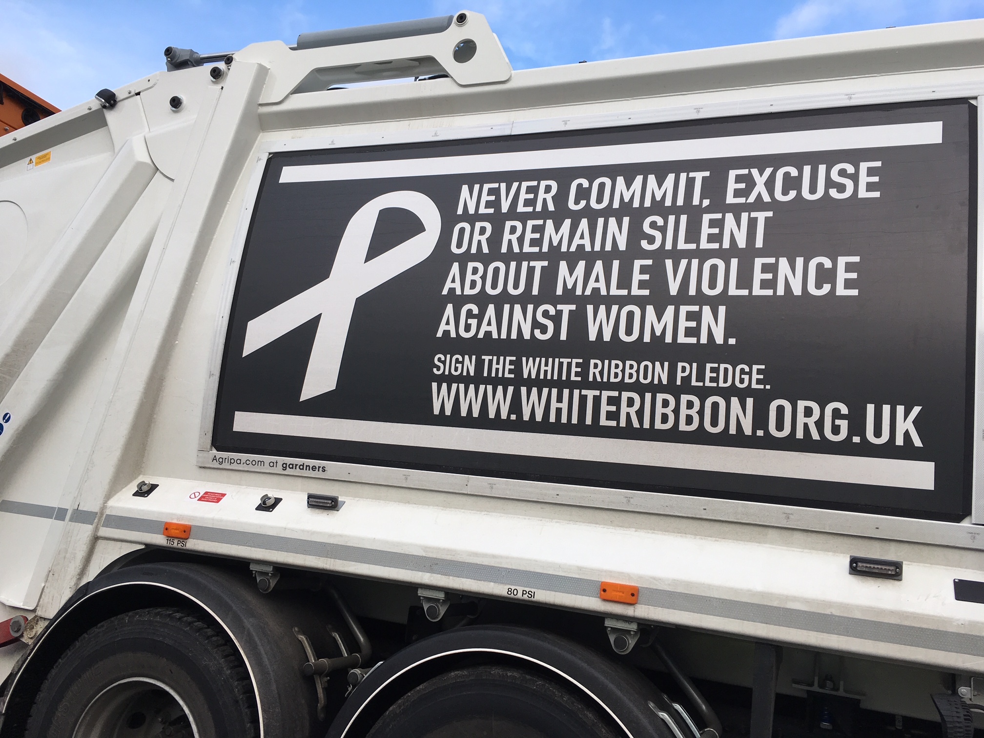 Help end male violence against women