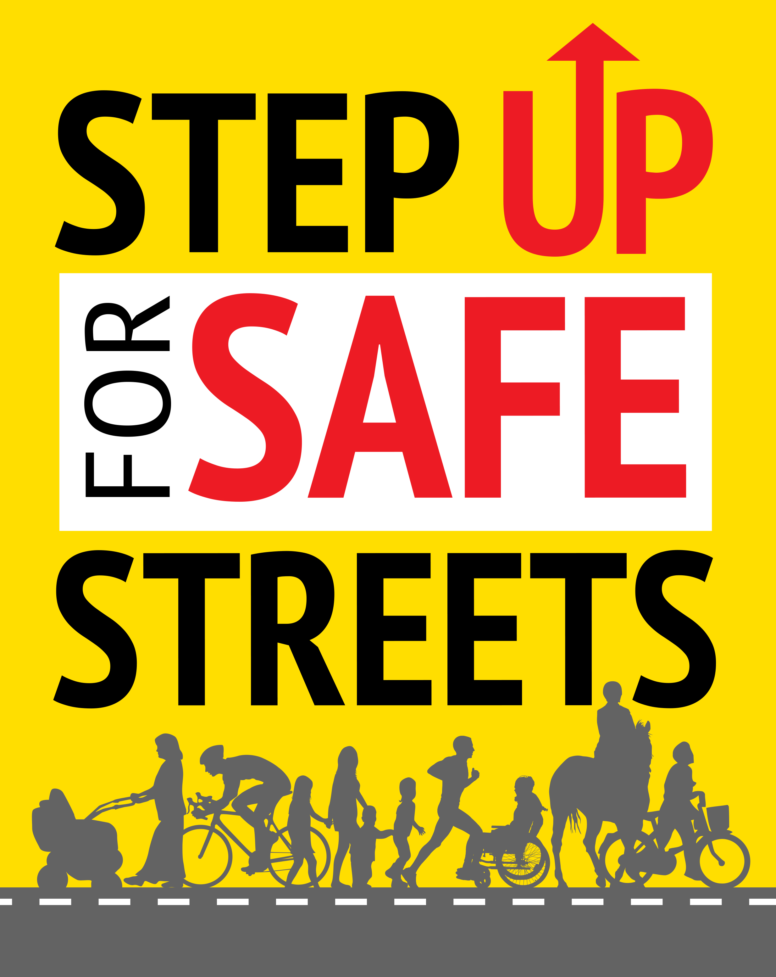 Pendle Community Safety Partnership urges drivers to Step up for safe streets