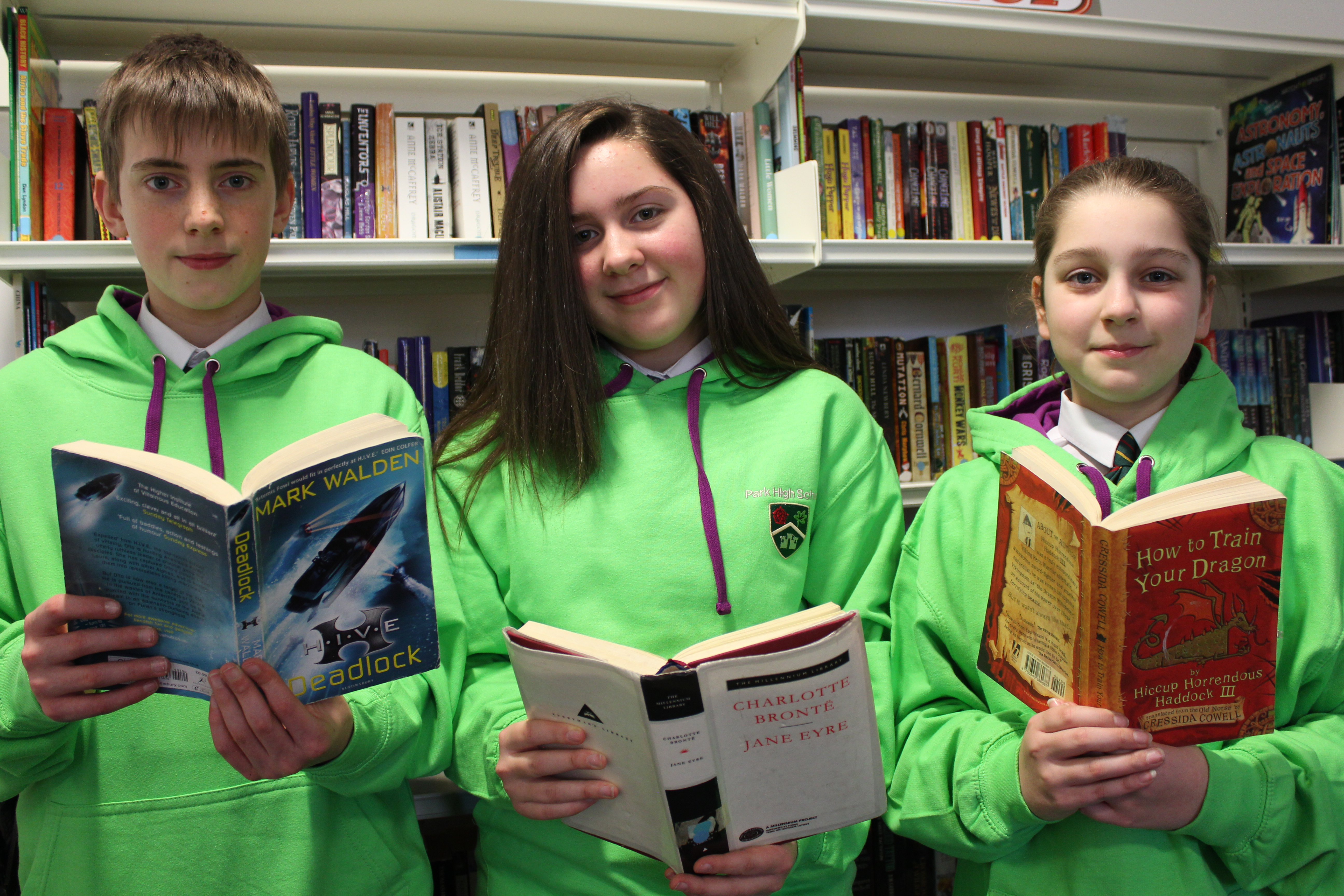 Pendle schoolchildren in Dragons' Den to boost reading