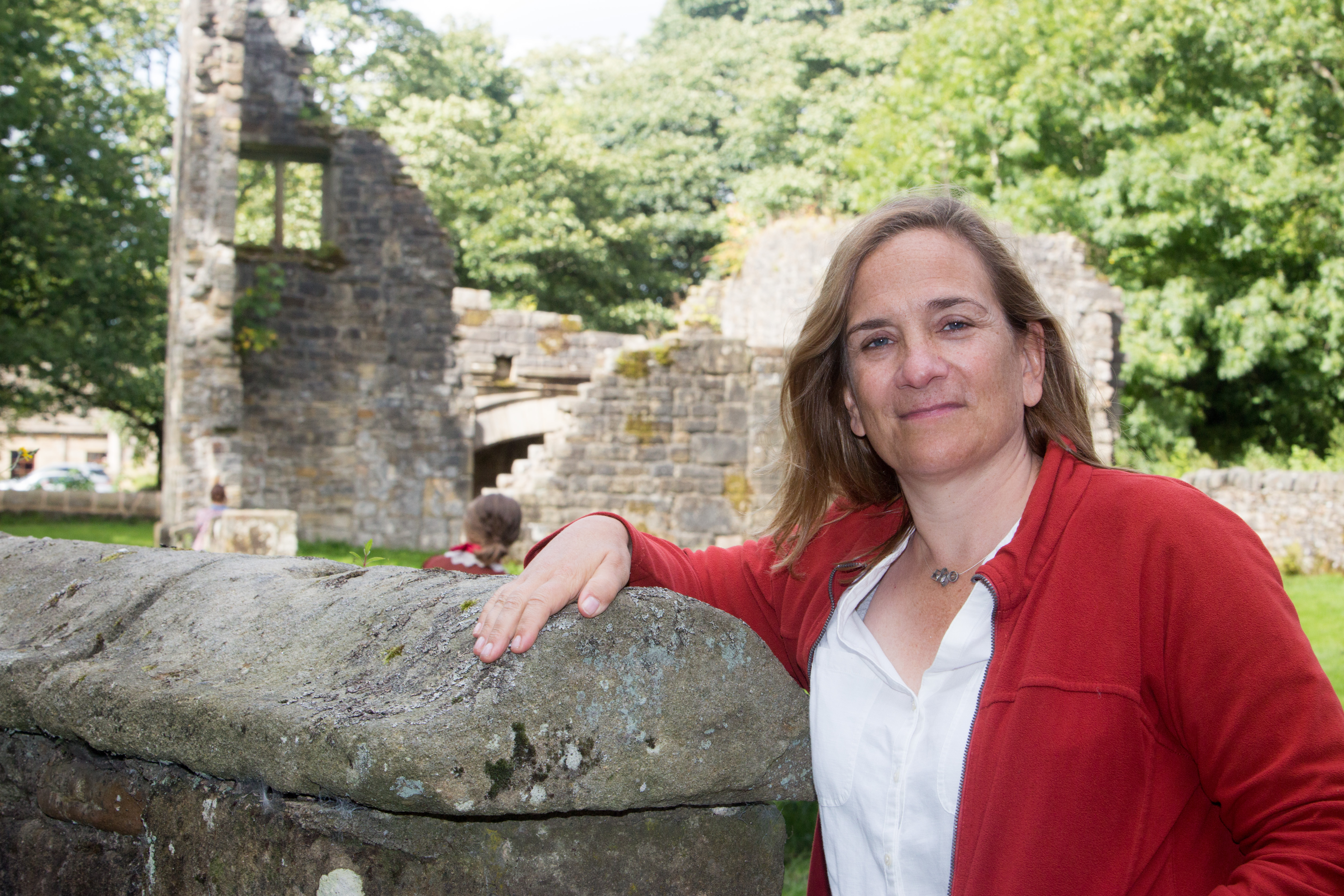 Tracy Chevalier at Wycoller