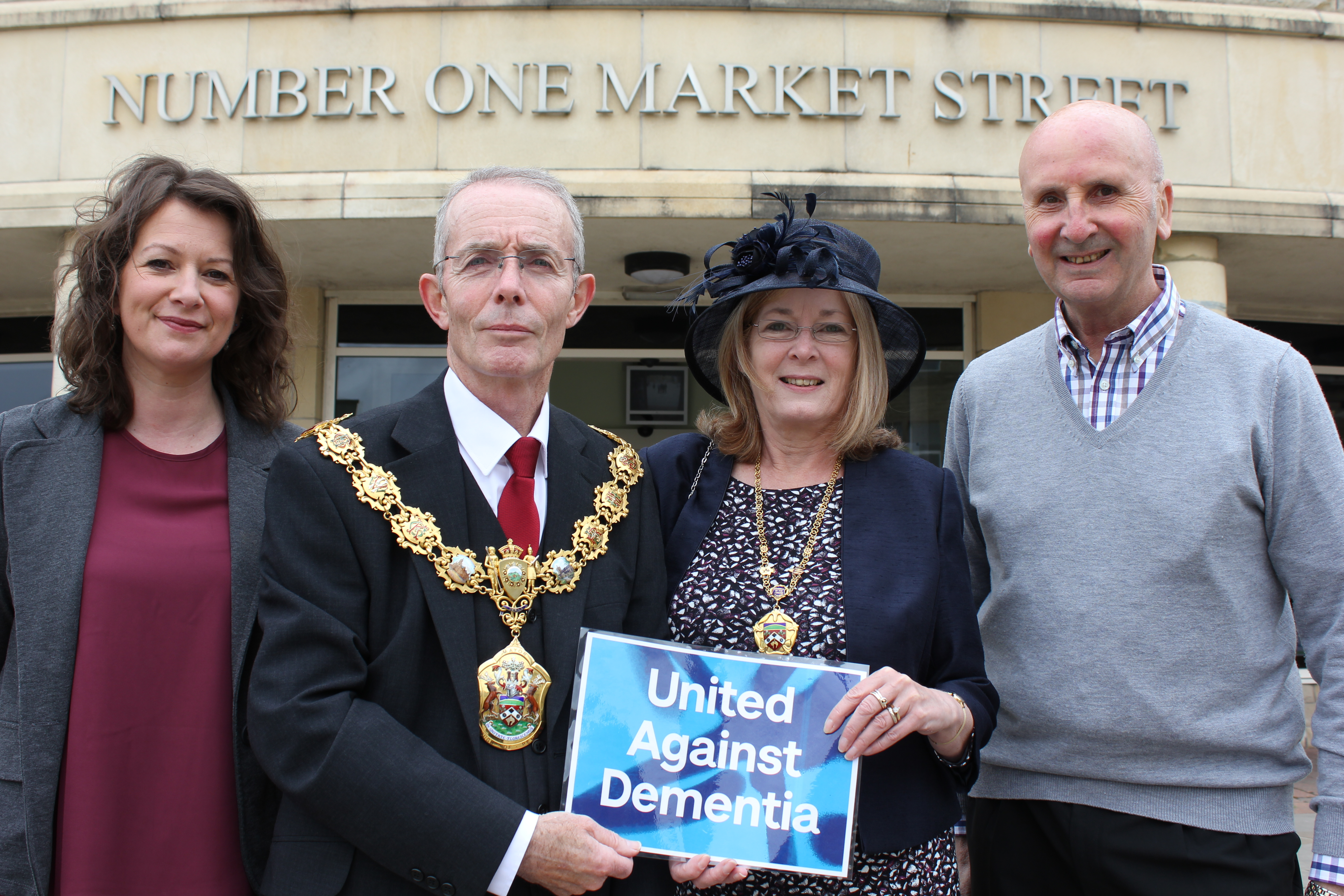 Number One in aim to make Pendle Dementia friendly