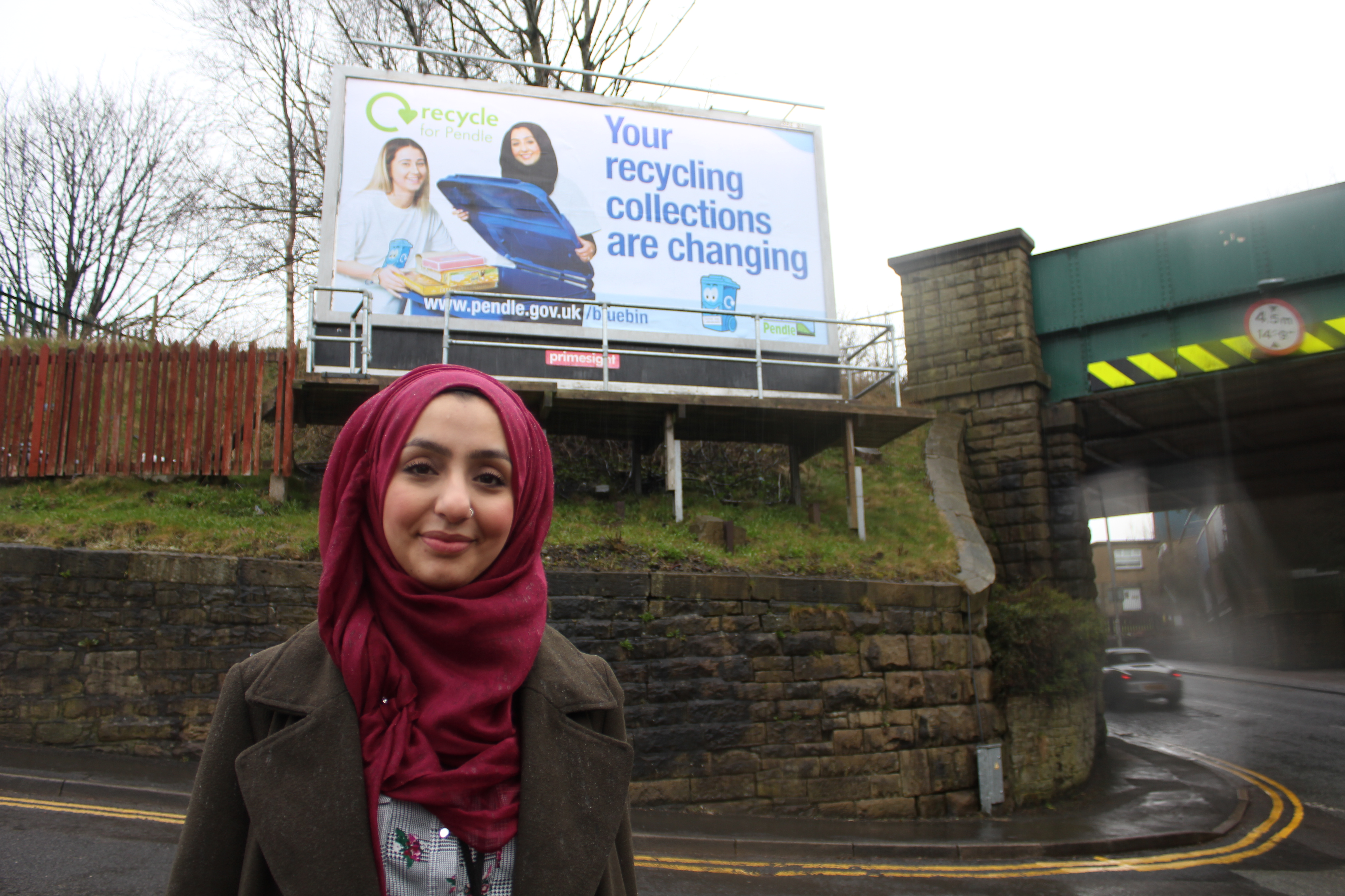Pendle changes to four weekly recycling collections