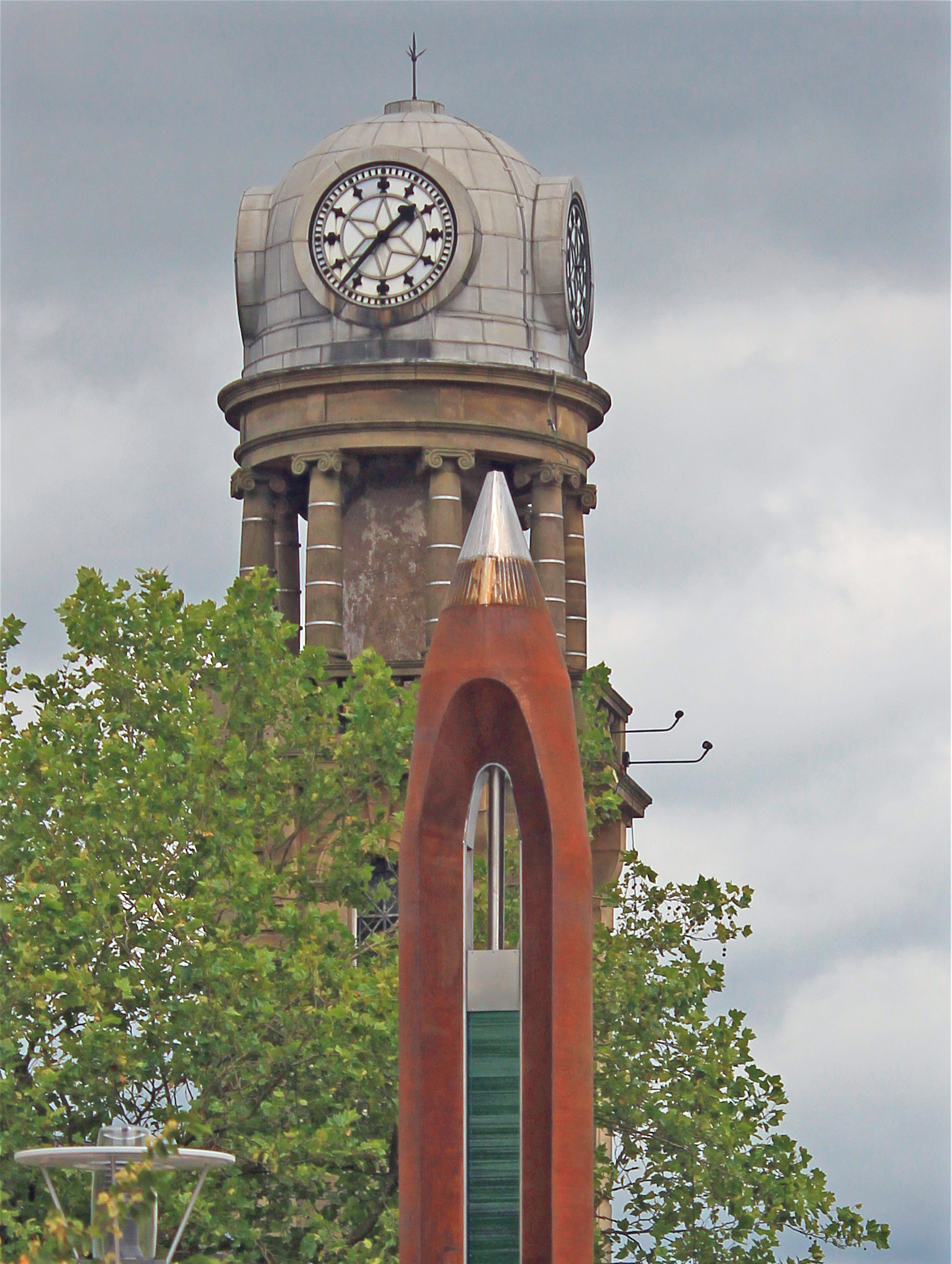 You'll be able to set your time by Nelson's town centre clock again this week!