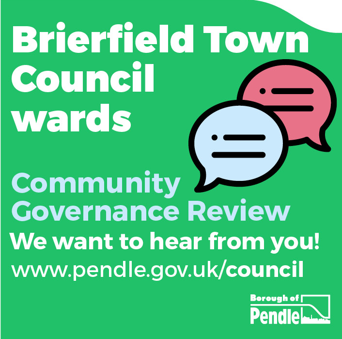 Have your say on Brierfield Town Council's proposals