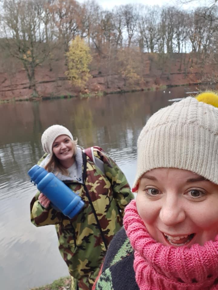 Wild water swimming anyone?