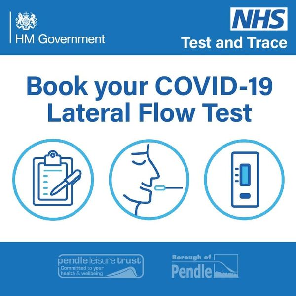 Free lateral flow tests for people who come into contact with customers