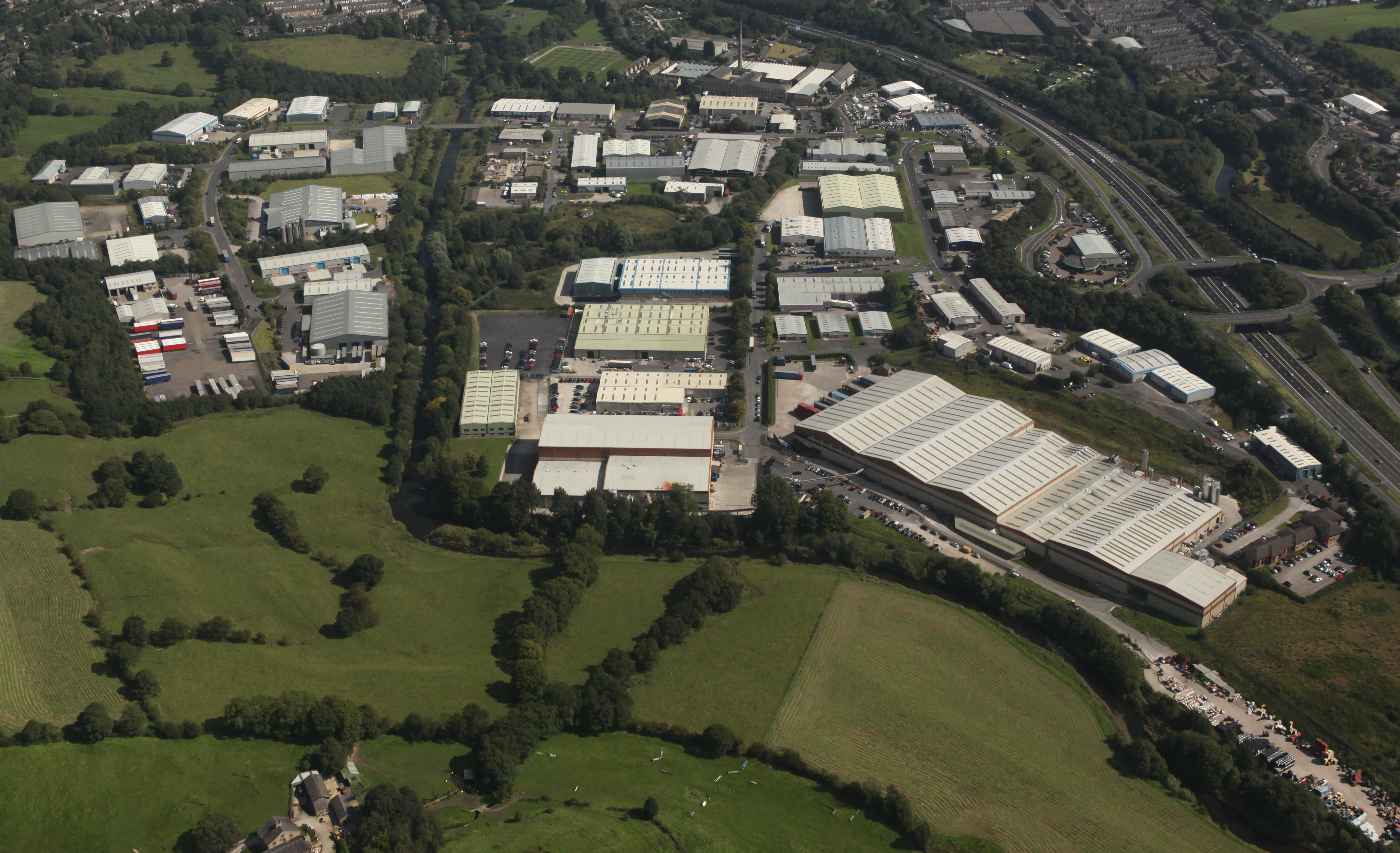 Expansion for Pendle jobs and businesses as Lomeshaye gets go ahead