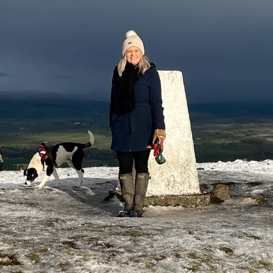 Lockdown and dogs help Pendle woman take a new direction