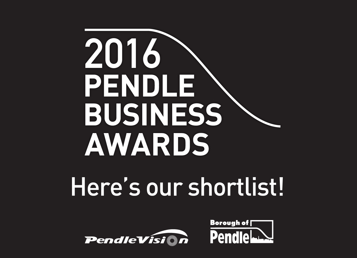 Pendle Business Awards - here's our shortlist!
