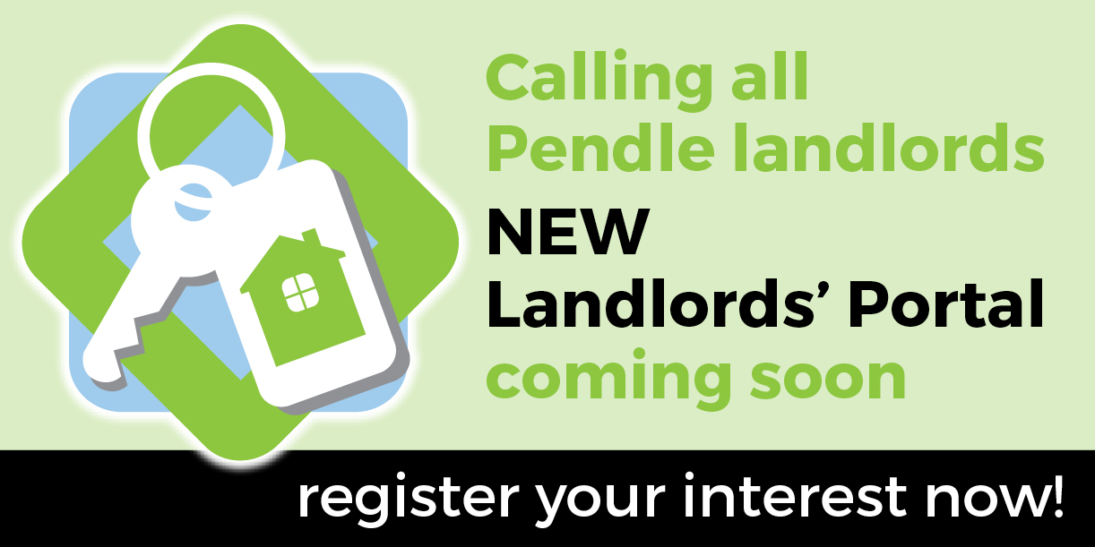 New online Portal for Pendle landlords is coming